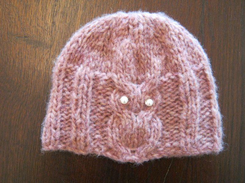 photo tricot modèle tricot gratuit bonnet bébé 16 68f51ef6abf