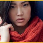 photo tricot modèle tricot gratuit snood 4