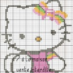 photo tricot modèle tricot hello kitty gratuit 17