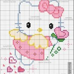 photo tricot modèle tricot hello kitty gratuit 8