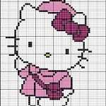 photo tricot modèle tricot hello kitty livre 7