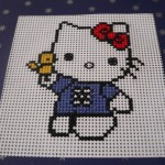 photo tricot modèle tricot hello kitty ups 4