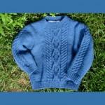 photo tricot modèle tricot irlandais gratuit 12