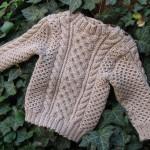 photo tricot modèle tricot irlandais gratuit