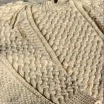 photo tricot modèle tricot irlandais gratuit 16