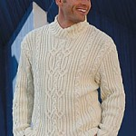 photo tricot modèle tricot irlandais gratuit 17