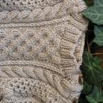 photo tricot modèle tricot irlandais gratuit 18