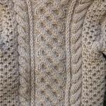 photo tricot modèle tricot irlandais gratuit 3
