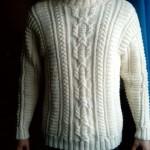 photo tricot modèle tricot irlandais gratuit 4