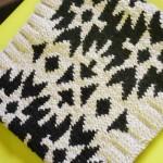 photo tricot modèle tricot jacquard 11