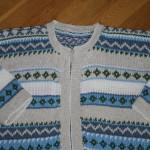 photo tricot modèle tricot jacquard 12