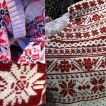 photo tricot modèle tricot jacquard norvégien 10