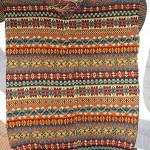 photo tricot modèle tricot jacquard norvégien 3
