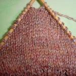 photo tricot modèle tricot jersey qui tourne 10
