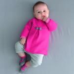 photo tricot modèle tricot jupe bébé 18