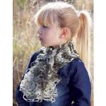 photo tricot modèle tricot katia écharpe 8