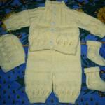 photo tricot modèle tricot layette phildar gratuit 12