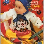 photo tricot modèle tricot layette phildar gratuit 16
