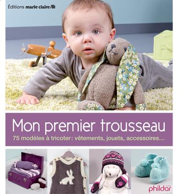 photo tricot modèle tricot layette phildar gratuit 2