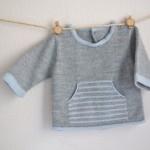 photo tricot modèle tricot layette phildar gratuit 6