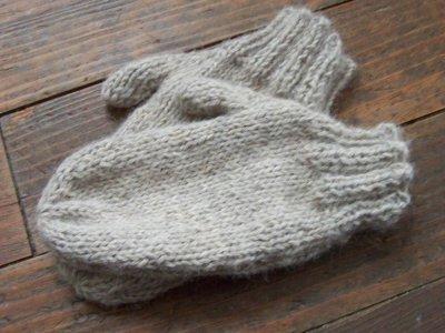 comment tricoter les moufles