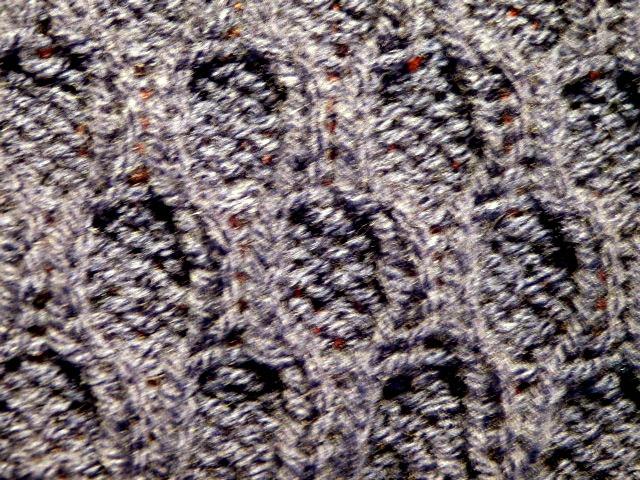 photo tricot modèle tricot nid d abeille maille 14
