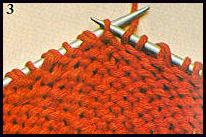 photo tricot modèle tricot nid d abeille maille 18