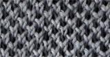 photo tricot modèle tricot nid d abeille maille 8