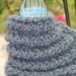 photo tricot modèle tricot point de riz kcal 13