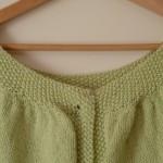 photo tricot modèle tricot point de riz kcal 8