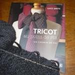 photo tricot modèle tricot point de riz luce smits 12