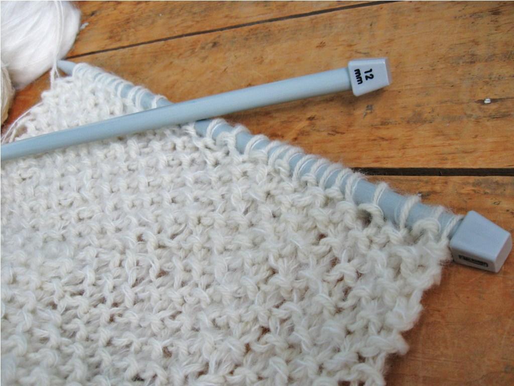 modèle tricot gratuit echarpe grosse maille