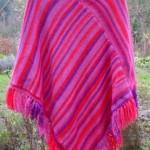 photo tricot modèle tricot poncho 13
