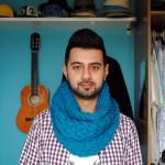 photo tricot modèle tricot snood pour homme 16