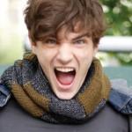 photo tricot modèle tricot snood pour homme 18