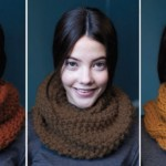 photo tricot modèle tricot snood soi meme 16