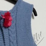 photo tricot modèle tricot torsade jersey 15
