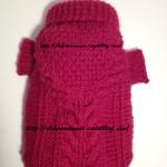 photo tricot modèle tricot tour de cou yorkshire 12