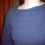 photo tricot modèle tricot tour de cou yorkshire 13