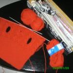 photo tricot modèle tricot tour de cou yorkshire