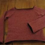 photo tricot modèle tricot tour de cou yorkshire 16
