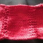 photo tricot modèle tricot tour de cou yorkshire 4