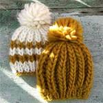 photo tricot modèle tricot très facile 18