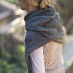 photo tricot modèle tricoter debutant une echarpe 10