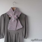 photo tricot modèle tricoter debutant une echarpe 12