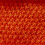 photo tricot modèle tricoter nid d abeille le point 16