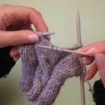photo tricot modèle tricoter torsade un 11