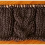 photo tricot modèle tricoter torsade un 16