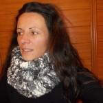 photo tricot modèle tricoter tour de cou circulaires 11