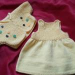 photo tricot modèles tricots bébé gratuits bergère de france 15